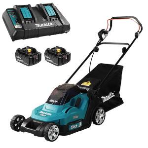 18Vx2 17 Inch Cordless Lawn Mower Kit DLM432PT2