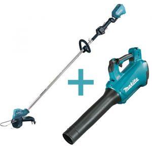 Combo Makita Blower and Trimmer DUB184Z and DUR187LZ